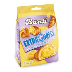 BAULI EXTRA GOLOSI MINI CROISSANT CREMA GR.75