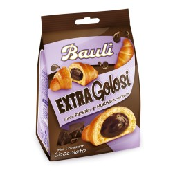 BAULI EXTRA GOURMET MINI CROISSANT CHOCOLATE GR.75