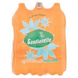 ACQUA GAUDIANELLO EFFERVESCENTE NATURALE LT. 1.50 CONFEZIONE DA 6 BOTTIGLIE