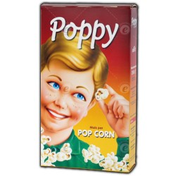 POPPY MAIS SELEZIONATO PER POP CORN SELECT