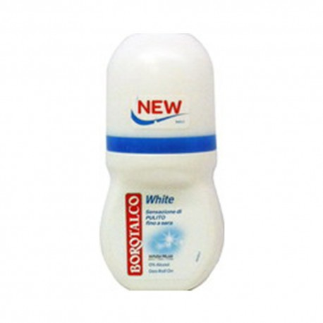 BOROTALCO DEO ROLL-ON WHITE ML. 50