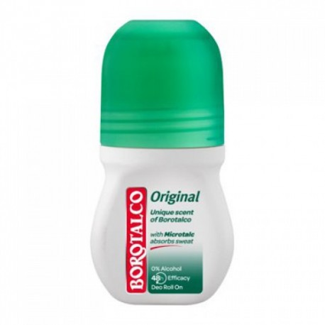 BOROTALCO DEO ROLL-ON ML.50 ORIGINAL FRESH