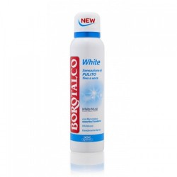 BOROTALCO DEO SPRAY WHITE ML.150