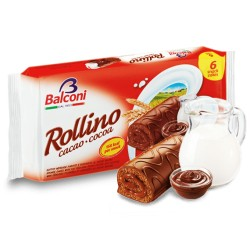 BALCONI COCOA ROLLERS X6 GR.222