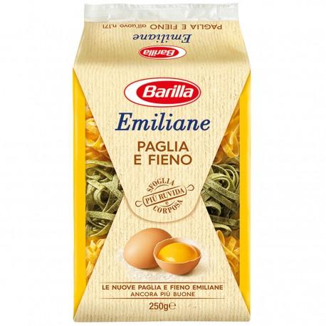 BARILLA Emiliane Paglia e Fieno All'uovo 250 Grammi