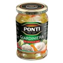 PONTI GIARDINIERA ALL'ACETO DI VINO GR.700