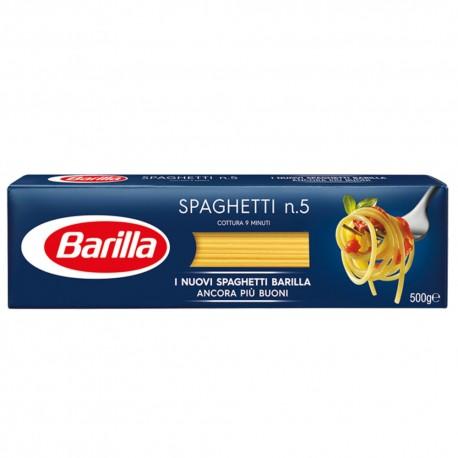 Multipack 35 Pezzi Spaghetti N 5 Pasta Italiana da 500 Grammi Cadauno