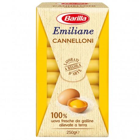 BARILLA Emiliane Cannelloni All'Uovo 250 Grammi