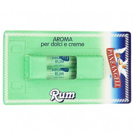 Paneangeli aroma per dolci al gusto rum