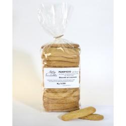 Biscotti Pugliesi al Cremone confezione 500 grammi Panificio Rocco