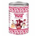 TOSCHI Amarene Tuttofrutto Confezione In Latta Da 3,2 Chilogrammi