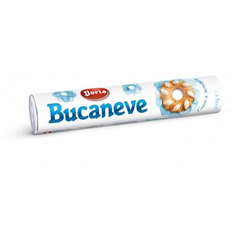 DORIA BISCOTTI BUCANEVE TUBO GR. 200