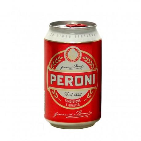 BIRRA PERONI IN LATTINA CL33X24PZ GRADAZIONE ALCOLICA 4,7%