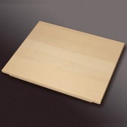 DECORLEGNO Piano Per La Pasta Con Appoggio In Multistrato Di Pioppo Centimetri 92 x 60 x 1,8 H