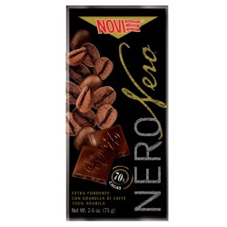 NOVI NERO NERO CAFFE' GR.75