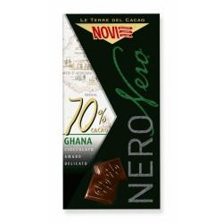 NOVI NERO NERO GHANA 70% GR.75