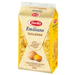 Barilla Taglierini all'Uovo - 250 gr