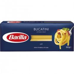 BARILLA I Classici Bucatini N.9 500 Grammi Cottura 8 Minuti