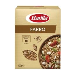 Farro Barilla Per Piatti Caldi E Freddi Cottura 10 Minuti 400 Grammi