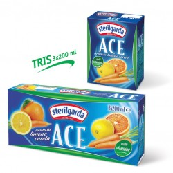 STERILGARDA ACE 3X200 ML