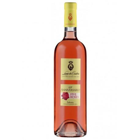 LEONE DE CASTRIS FIVE ROSES ANNIVERSARY ROSE' CL75