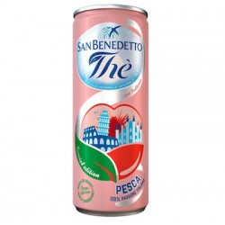SAN BENEDETTO THE PESCA 24 LATTINE DA 33 CL