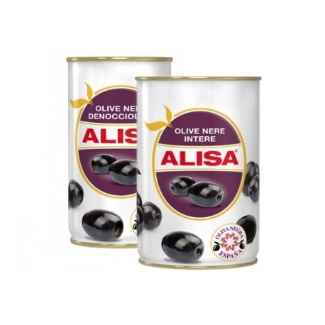 ALISA OLIVE NERE DENOCCIOLATE LATTINA GR.340