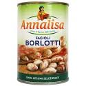 ANNALISA BORLOTTI BEANS CAN GR.400