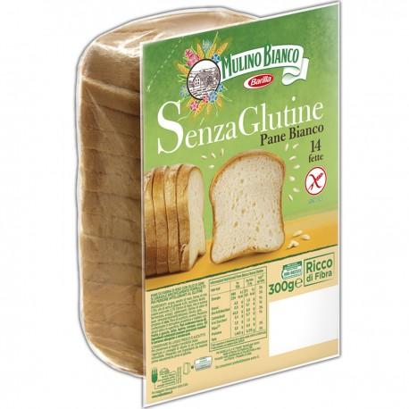 MULINO BIANCO SENZA GLUTINE PANE BIANCO GR.300