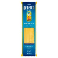 Spagehtti De Cecco n 12 Confezione Grammi 500