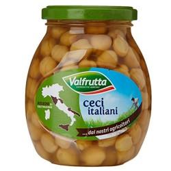 VALFRUTTA Ceci Italiani Confezione da  360 grammi