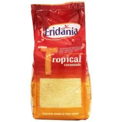 ERIDANIA Tropical Cassonade Zucchero Di Canna Sfuso In Sacchetto Da 1 Kg