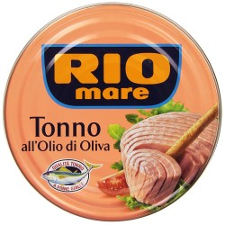Tuna Rio Mare in olive oil In Paper Box Package From 1 Kilogram