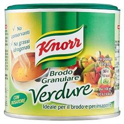Knorr Brodo Granulare alle Verdure Gr.150