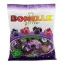 Le Bonelle Caramelle Morbide Gusto Frutti di Bosco Confezione da 160 Grammi