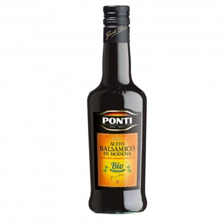 Balsamic Vinegar of Modena Bio IGP Bridges Pack of 500 Milliliters