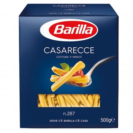 BARILLA Le Specialita' Casarecce Siciliane Cottura 9 Minuti 500 Grammi