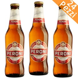 PERONI BEER BOTTLE CL.33 - 24 PZ.