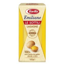 EMILIANE Le Sottili Lasagne All'Uovo 500 Grammi