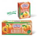 STERILGARDA SUCCO E POLPA DI ALBICOCCA 3X200 ML