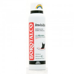 BOROTALCO DEO SPRAY INVISIBLE ML.150