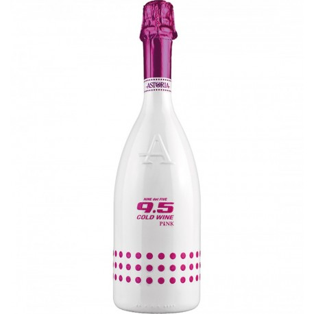 Astoria 9.5 Cold Wine Pink  Extra Dry cl.75