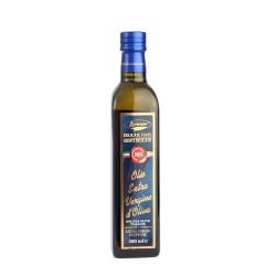 BIOLEVANTE Olio Extra Vergine 100 Per Cento Italiano Confezione In Bottiglia Di Vetro Da 250 ml