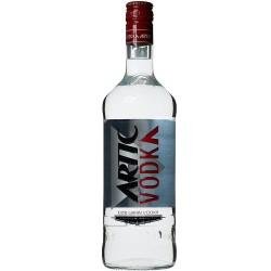 ARTIC Vodka Bianca Confezione In Bottiglia Di Vetro Da 1 Ltiro