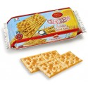 CRICH Crackers Salted surface in Pack of 250 grams