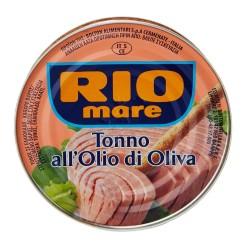 Rio Mare Tonno in Olio d'Oliva Confezione da 240 Grammi