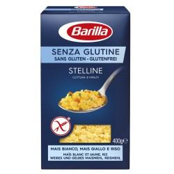 BARILLA Stelline Senza Glutine Cottura 8 Minuti 400 Grammi
