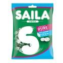 SAILA Classico Confetto Alla Menta Senza Zucchero Caramelle Compresse Confezione In Sacchetto da 75 Grammi