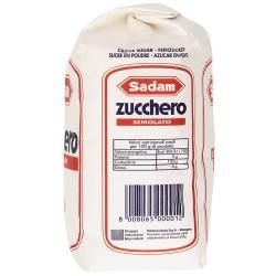 Sadam Zucchero Semolato Confezione da 1 Chilogrammo
