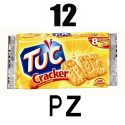 Tuc Crackers Classic 12 Multipack From 250 Grams Each Salty Snacks